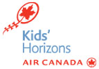 air canada kid's horizon logo